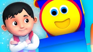 боб поезд шорты Какой пароль Мультфильм видео и детские шоу образовательные видео