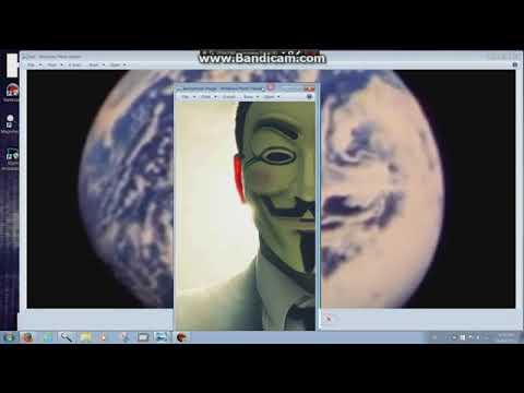 CGI Fake Earth Globe Model