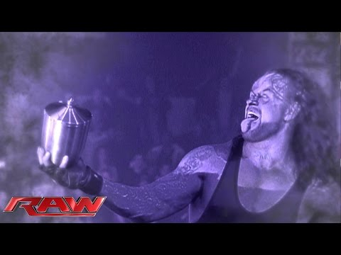 Thumbnail: WWE Legends celebrate 25 years of The Undertaker: Raw, November 23, 2015