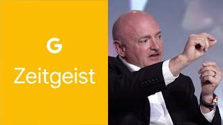 Mark Kelly & Gabby Giffords - Zeitgeist Americas 2013