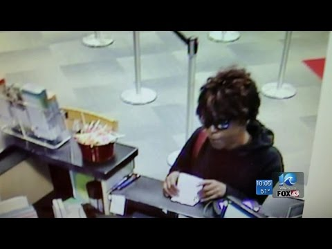 Police: Woman robs credit union in Newport News