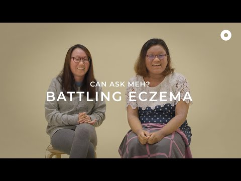 Battling Eczema   Can Ask Meh?