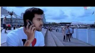 YouTube - Orange Telugu Video Song - Ye Vaipuga.flv