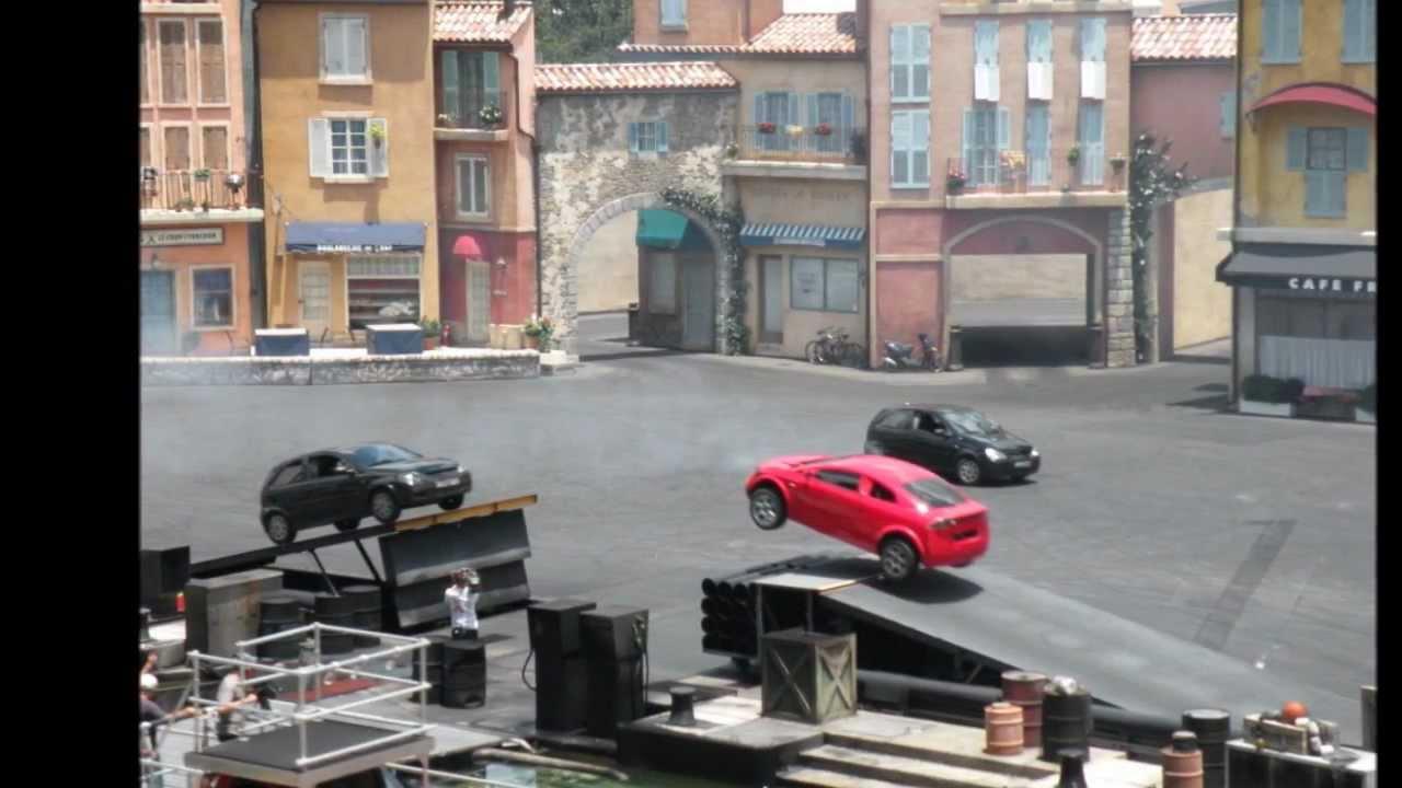 Hollywood Studios Car Show
