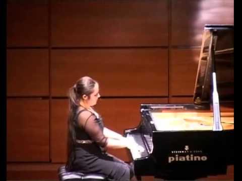 MITO 2008 Torino - Leonora Armellini, pianoforte