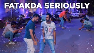 Fatakda Seriously | Types of people on Diwali Night | Gujju Diwali Comedy Video