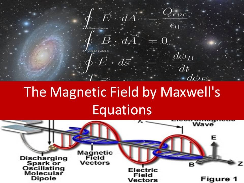 magnetic field and differential form Introduction maxwell's equations and the lorentz force law together comprise the e/m field equations ie, those equations determining the interactions of charged particles in the vicinity of electric and magnetic fields and the resultant effect of those interactions on the values of the e/m field.