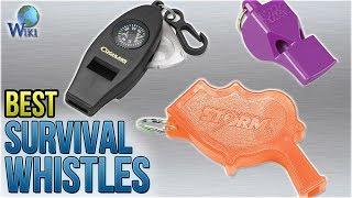 10 Best Survival Whistles 2018