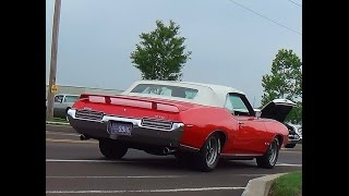 1969 Convert Judge GTO Pypes show 2015 1st one ive ever seen