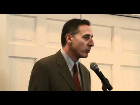 Vermont Governor Peter Shumlin on Commercial-Scale Wind