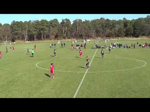 Passaic Youth Soccer Red Sharks vs York SC Jets(Canada)