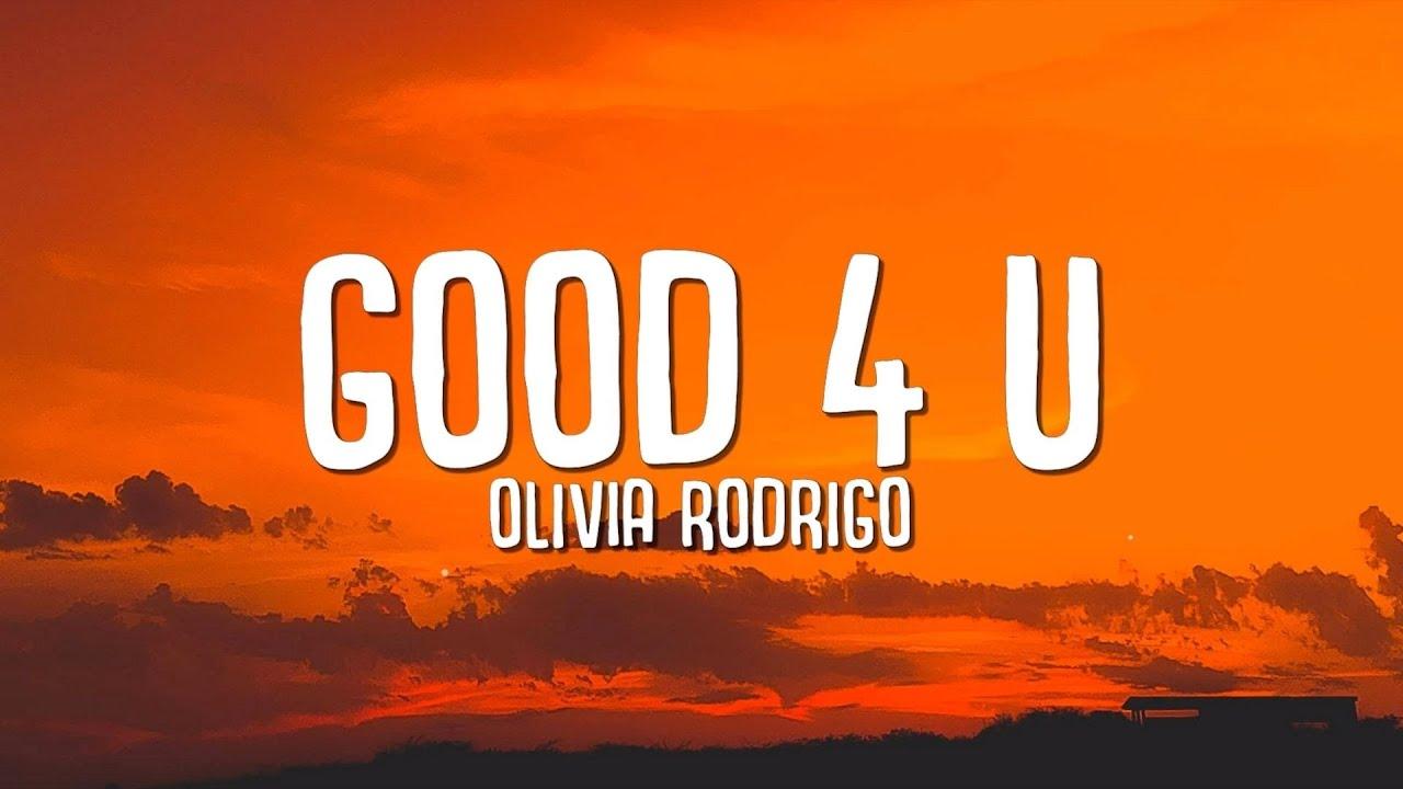 Download Olivia Rodrigo - good 4 u (Lyrics)