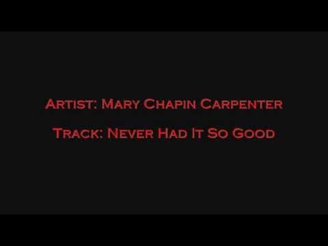 Chapin Carpenter   Never Had It So Good