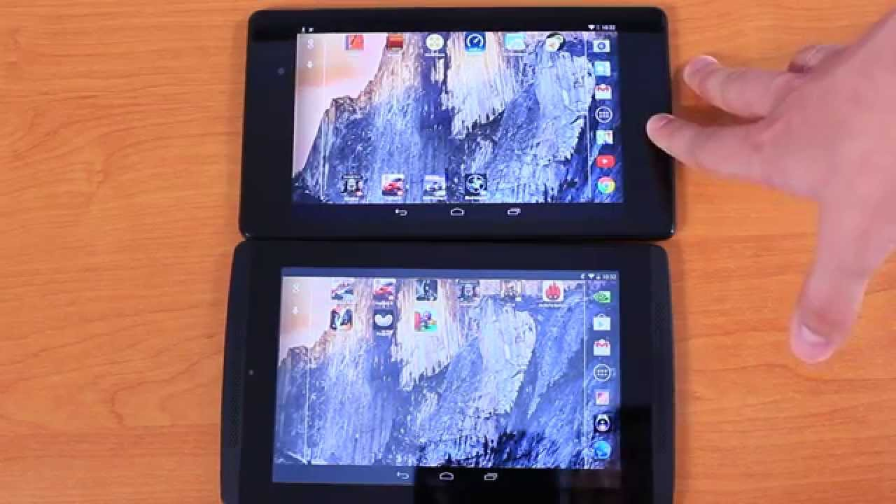 Обзор планшета Gazer Tegra Note 7 - YouTube