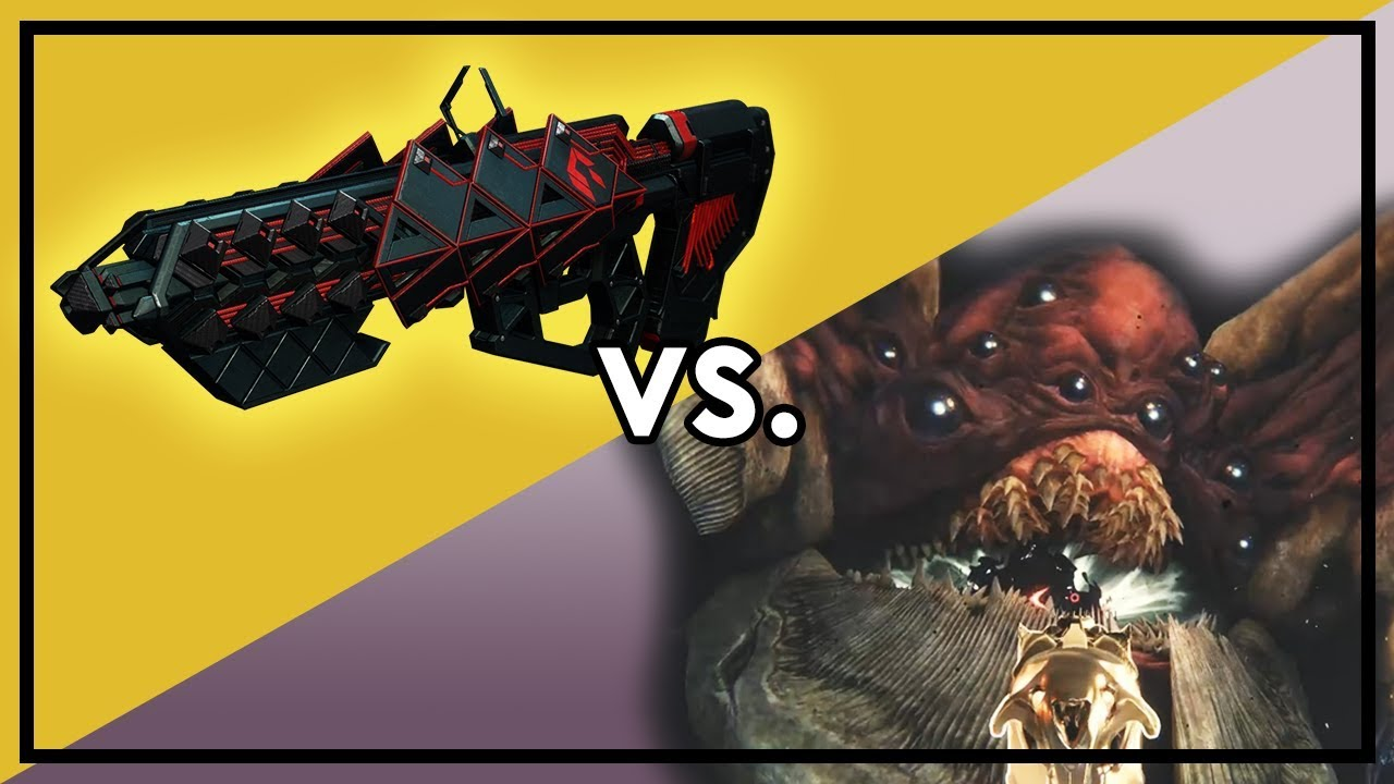 Destiny 2: Outbreak Perfected vs. Riven and Insurrection Prime thumbnail