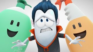 Funny Animated Cartoon | Brand New Spookiz Culas Kitchen Chemical Nightmare | Videos For Kids