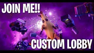 🔴Gotta Get The Golds Boiss // Fortnite Custom Lobby // Use creator code : AESTHEKIDS