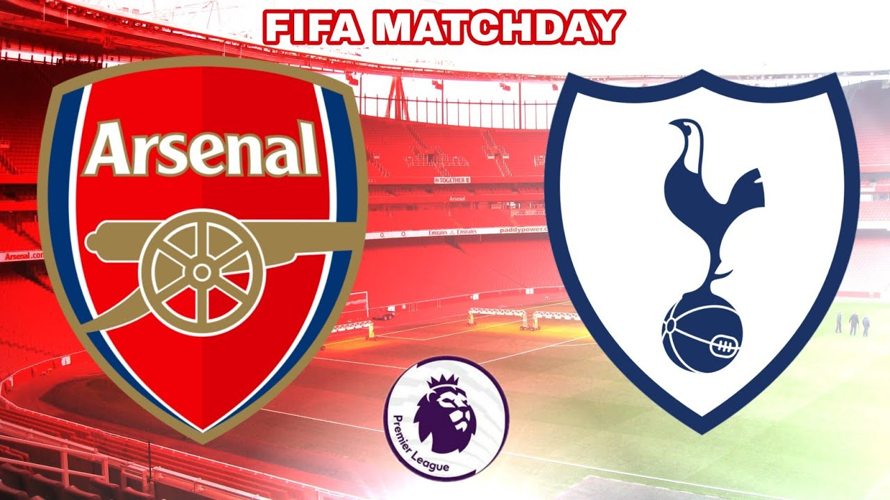 Download Arsenal vs Tottenham Hotspur Premier League 26 September 2021