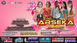Live Streaming Campursari ARSEKA MUSIC / ARS AUDIO JILID 1 / HVS SRAGEN 1 LIVE PUCUNG SIANG