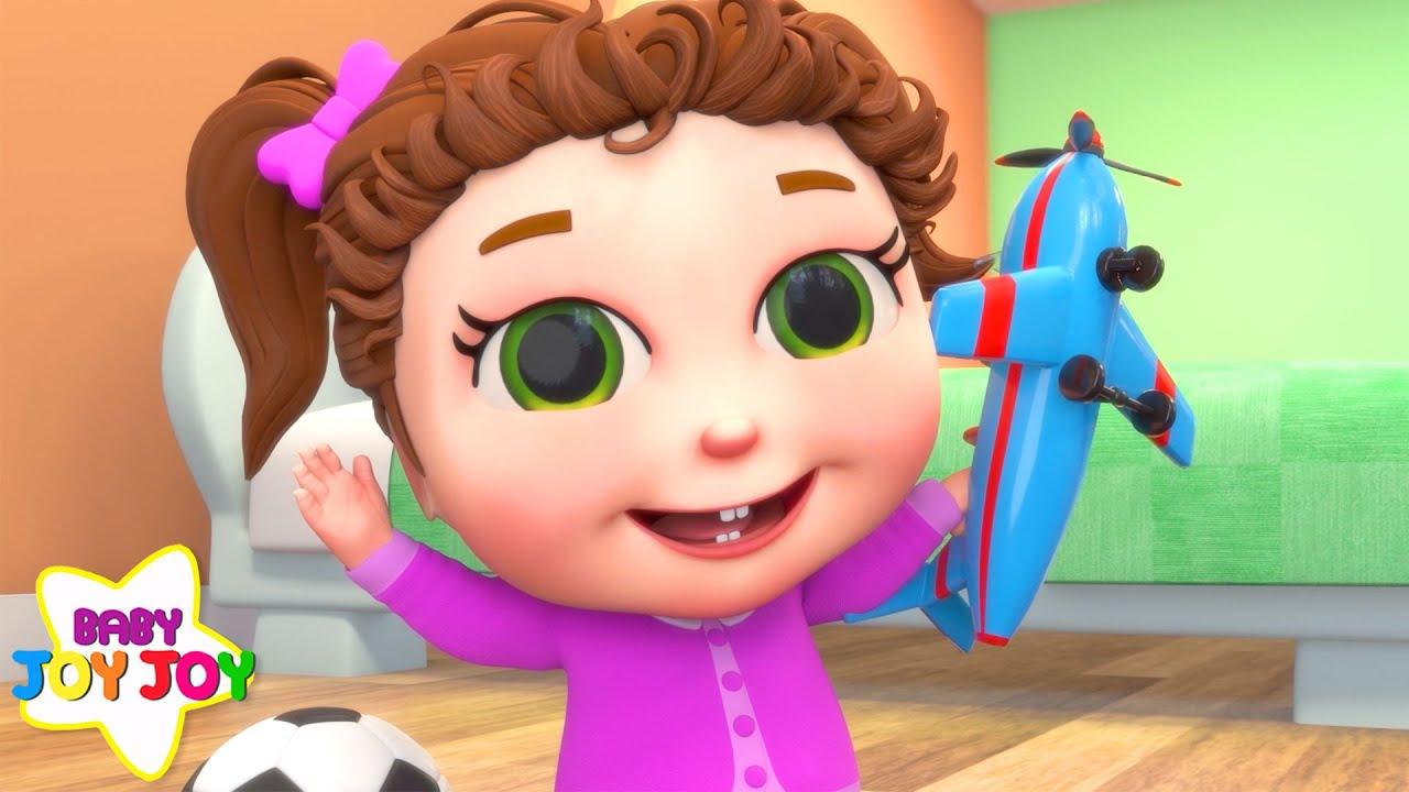 I Am A Person | Baby Joy Joy