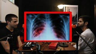 Farid Dieck habla sobre su diagnostico de tuberculosis y dejar de fumar y tomar
