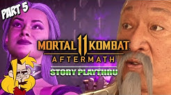 TOTALLY UNEXPECTED BETRAYAL : MK11 Aftermath Story - Part 5