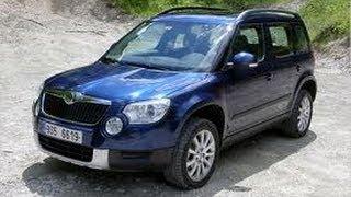 Подержанные Авто Skoda Yeti 2009