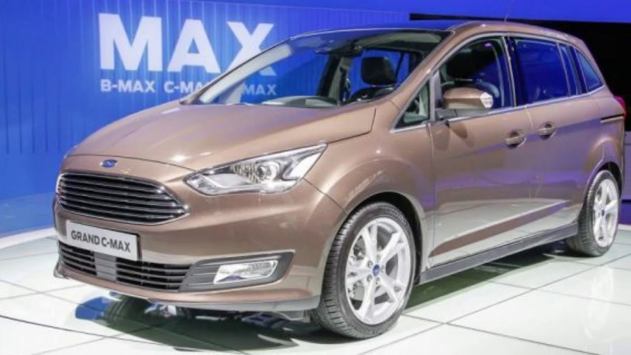 2019 ford c max youtube