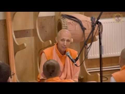 Шримад Бхагаватам 1.8.25 - Бхакти Ананта Кришна Госвами