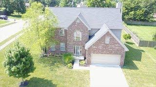 Ball Homes Anderson Floor Plan Lexington Kentucky Real Estate Show 120 Youtube