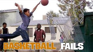 Funny Basketball Fails 2017 (Part 1) || Best Fails Compilation By FailADD