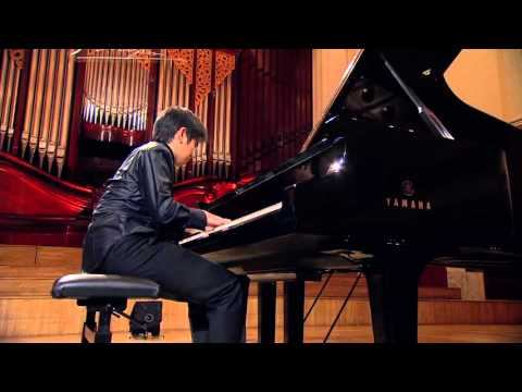 Yike (Tony) Yang – Barcarolle in F sharp major Op. 60 (second stage)