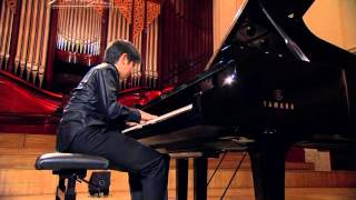 Yike (Tony) Yang – Barcarolle in F sharp major Op. 60 (secon…