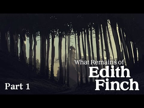 What Remains of Edith Finch | Molly (part 1, no commentary)