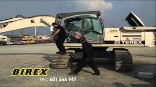 BIREX transport Jarocin, rozładunki, przeładunki, przewóz, maszyny do rozładunków wielkopolskie
