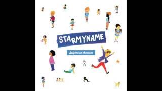 Starmyname - Joyeux anniversaire Julyana