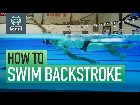 How To Swim Backstroke | Technique For Back Crawl Swimming