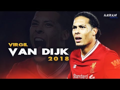 Virgil van Dijk - Liverpool - The Beginning - 2018 HD