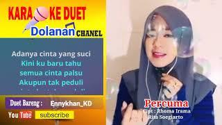 Percuma Karaoke Smule feat Ennykhan_KD