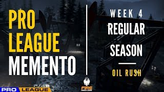 Ghost War Pro League S03 - MEMENTO Vs.Fluidity Gaming- Week 4 Regular Season