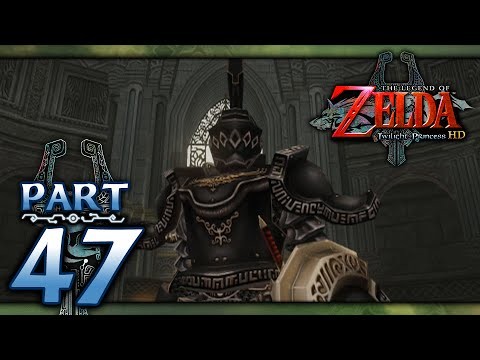 The Legend of Zelda: Twilight Princess HD - Part 47 - Temple of Time - Dominion Rod