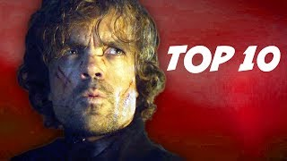 Game Of Thrones Season 4 Episode 10 - TOP 10 WTF Moments