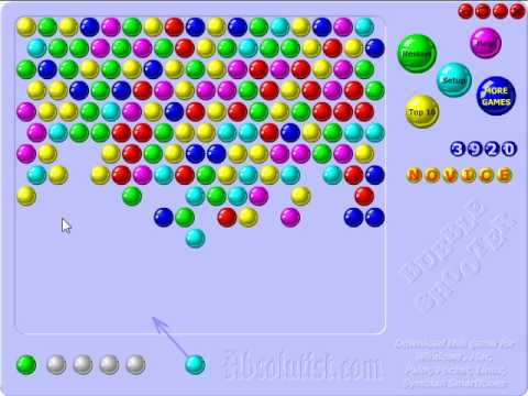 Bubble Shooter Youtube
