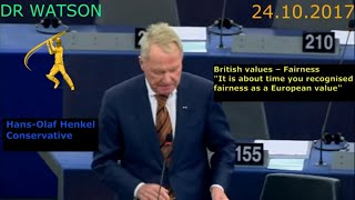 GERMAN MEP BLAMES VERHODFSTADT FOR BREXIT & DEFENDS UK RE: BREXIT TALKS – CHAIRWOMEN CLOSE TO TEARS