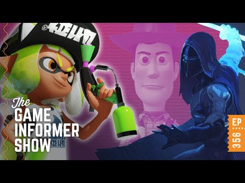 GI Show – Splatoon 2, Destiny 2, Neil deGrasse Tyson Interview