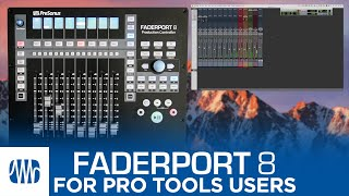Conversations with Russ Hughes from Studio One Expert: Faderport 8 for Pro Tools Users