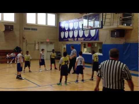 Chicago Jesuit Academy v. St. Mary's - Junior Varsity - PT 2
