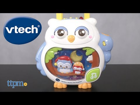 Twinkle & Soothe Owl Projector from VTech
