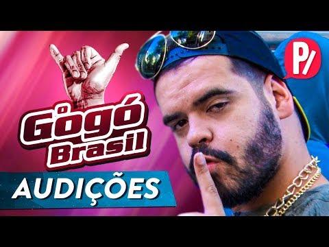 AUDIÇÕES - GOGÓ BRASIL   PARAFERNALHA