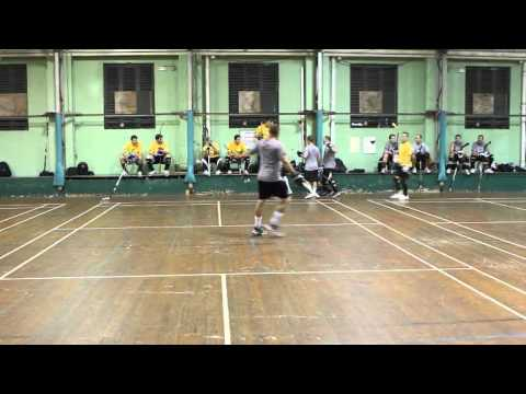 #3 Ball Hockey Bermuda November 4 2011.wmv